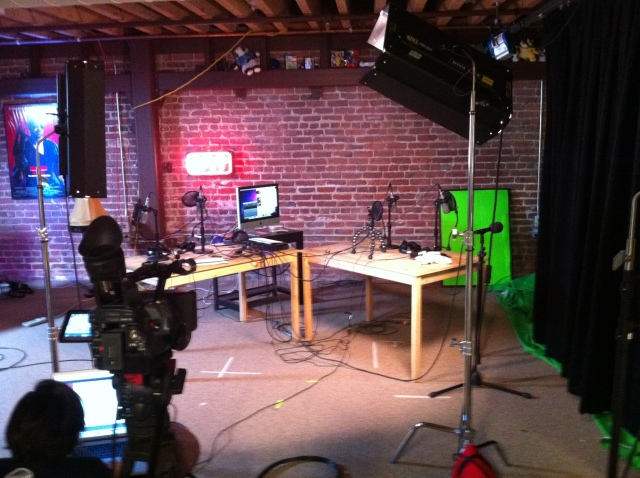 OCTOBERKAST #1 – Kicking Off With Colin Campbell – 10/14/2011