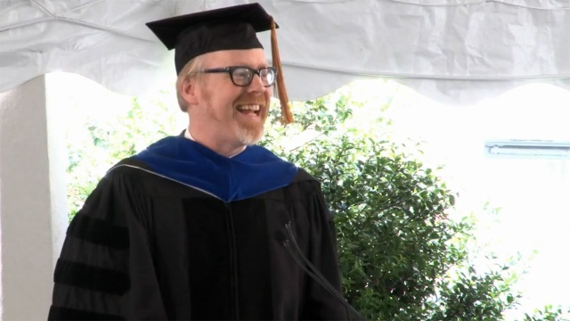 Adam's Commencement Address to Sarah Lawrence College's Class of 2012