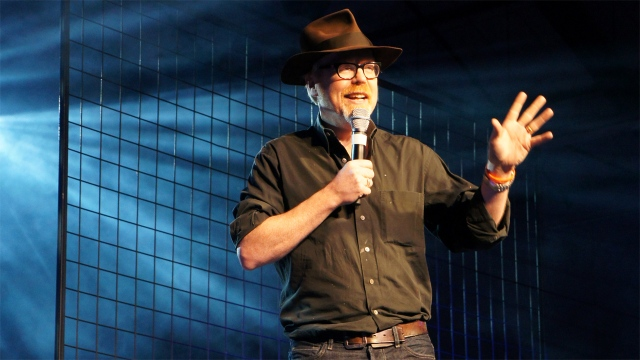 Adam Savage at Maker Faire 2012: Why We Make