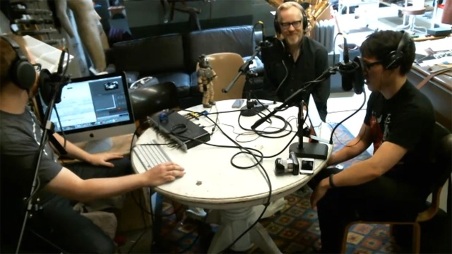 This is Only a Test 123 – Adam Savage Edition – 5/27/2012