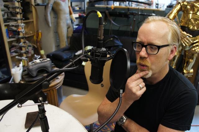 The As Yet Untitled Adam Savage Project #2 – Getting Started Making – 6/11/2012