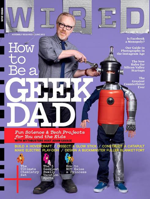 The As Yet Untitled Adam Savage Project #3 – Being a Geekdad – 6/19/2012
