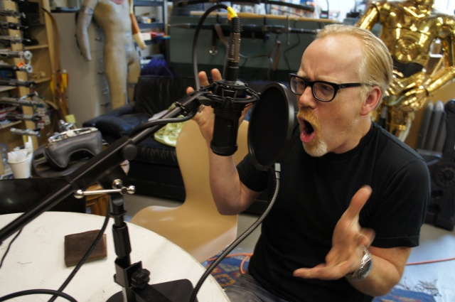 The As Yet Untitled Adam Savage Project #5 – Skeptics – 07/03/2012