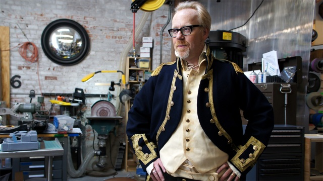 Inside Adam Savage's Cave: Master and Commander