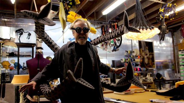 Inside Adam Savage's Cave: Making Patton Oswalt's Doc Ock Costume