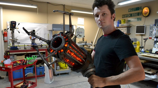 Maker Profile: Catching Up with Volpin Props' Harrison Krix