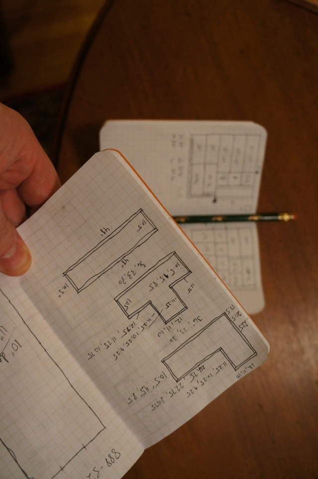 Worklog: Tetris Shelves – Planning, Materials, and Tools