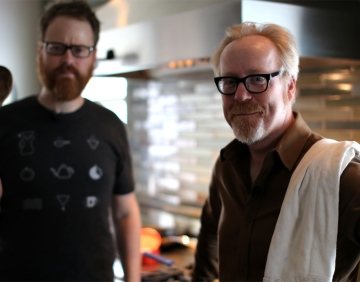 Cooking Perfect Omelettes with Adam Savage (and Traci Des Jardins!)
