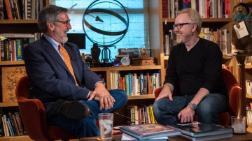 The Talking Room: Adam Savage Interviews John Landis