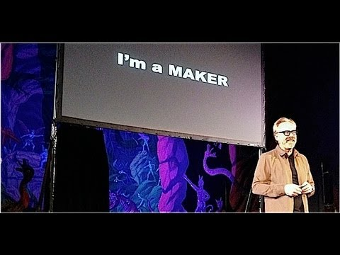 Adam's Talk from Boing Boing: Ingenuity