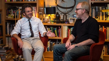 The Talking Room: Adam Savage Interviews Tom Sachs