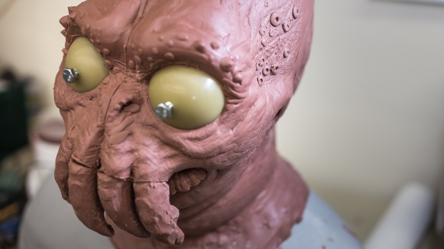 The Zoidberg Project, Part 4: Let's Start Sculpting!