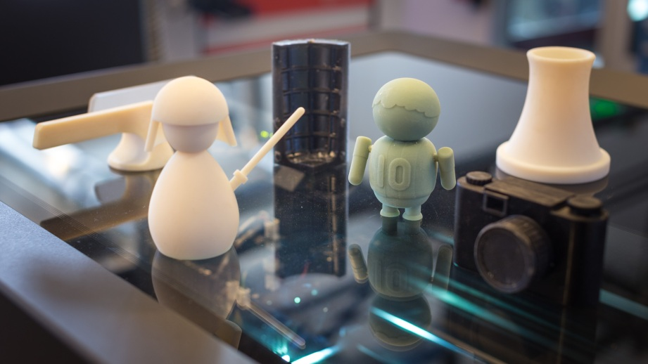 Palandjoglou's other projects tap into everyday applications for 3D printing.