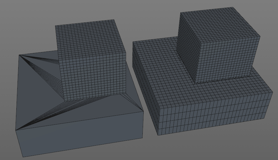 Have approximately the same amount of subdivisions on each object to be booled - it will turn out cleaner.