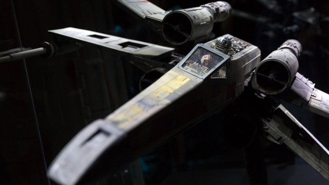Photo Gallery: Star Wars Prop and Costume Exhibition