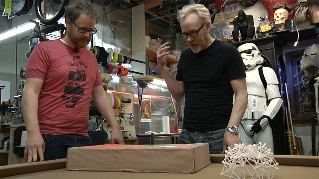 Inside Adam Savage's Cave: What's in the Mailbag?
