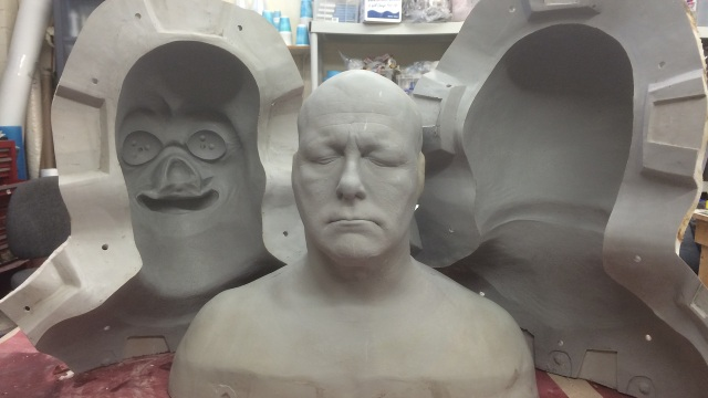 The Zoidberg Project, Part 10: Mold Finishing and Foam Latex