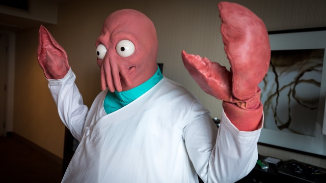 The Zoidberg Project Completed and Revealed!