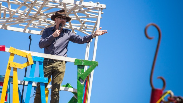 Maker Faire 2014: Adam Savage's 10 Commandments of Making
