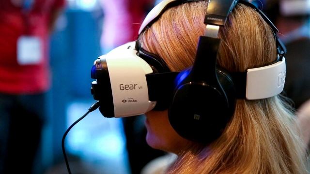 Hands-On with Samsung Gear VR at Oculus Connect