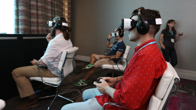 Episode 273 – Virtual Reality Reality – 9/25/2014