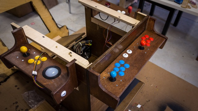 Building a Custom Arcade Cabinet, Part 6