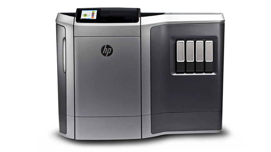 HP Multi Jet Fusion - about the size of a deep freeze CREDIT: HP