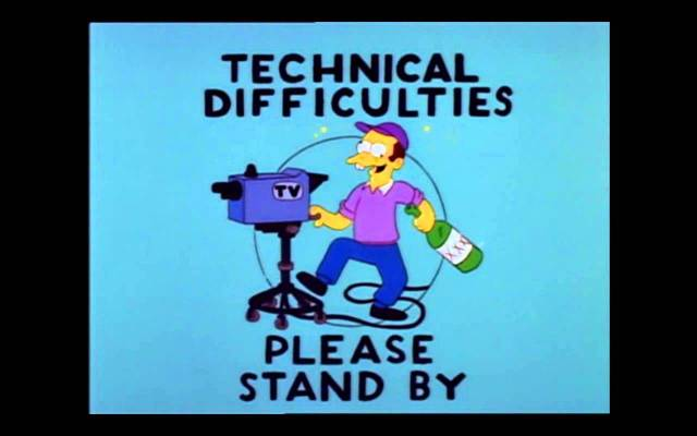 Episode 289 – Technical Difficulties – 2/19/2015