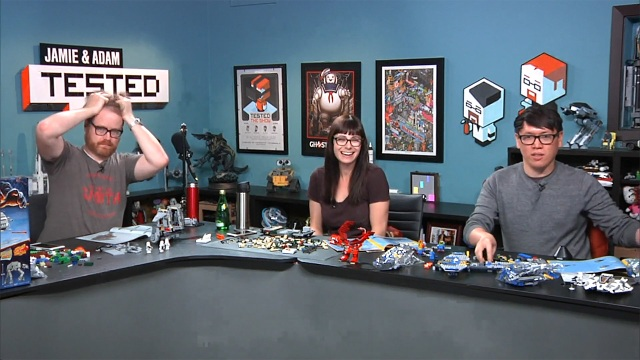 LEGO with Friends: Veronica Belmont, Part 4