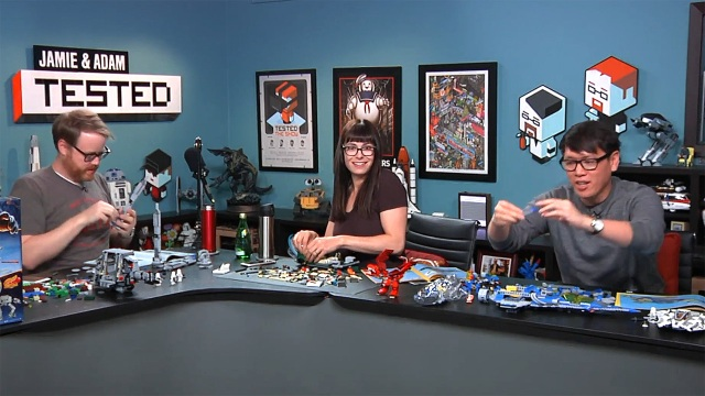 LEGO with Friends: Veronica Belmont, Part 5
