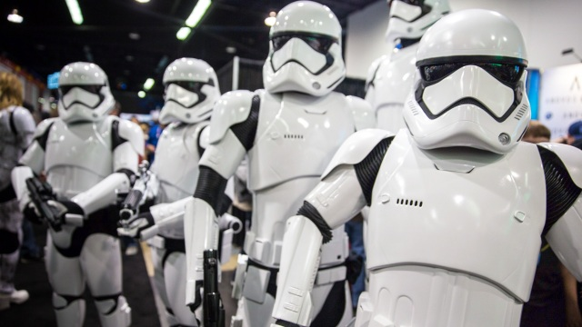 The Force Awakens Stormtrooper Armor by Anovos