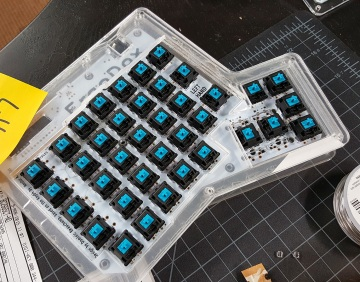 Tested Builds: ErgoDox Mechanical Keyboards, Part 5