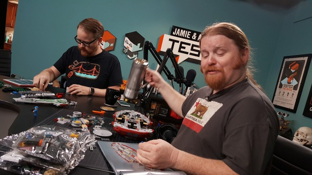 Lego with Friends: Phil Broughton, Part 3