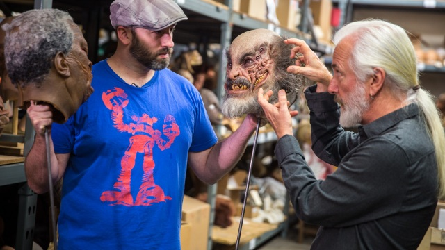 Rick Baker's Make-Up and Special Effects Legacy