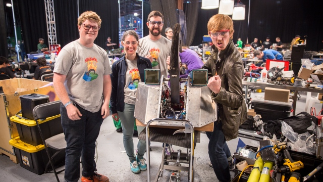 Tested Meets the New BattleBots, Part 3