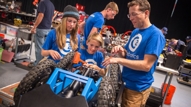 Tested Meets the New Battlebots, Part 2