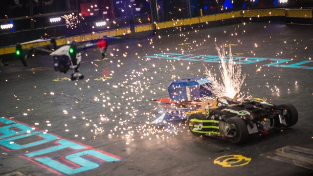 Behind the Scenes of the BattleBots Production