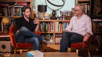 The Talking Room: Adam Savage Interviews Jason Reitman