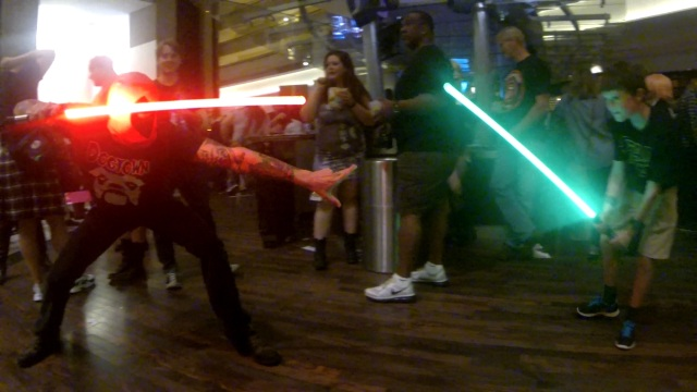 Tested's Walking Tour of Dragon*Con 2015