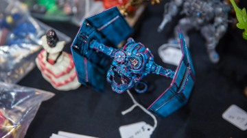 Tested's Walking Tour of DesignerCon 2015
