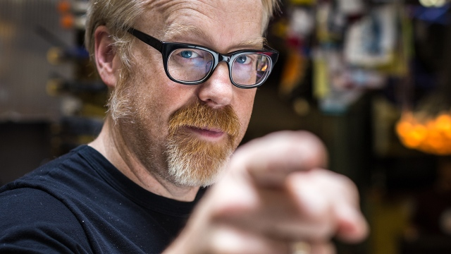 So About That UFO – Still Untitled: The Adam Savage Project – 11/24/15