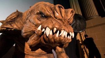 Building a Rancor Costume (from Tested: The Show!)