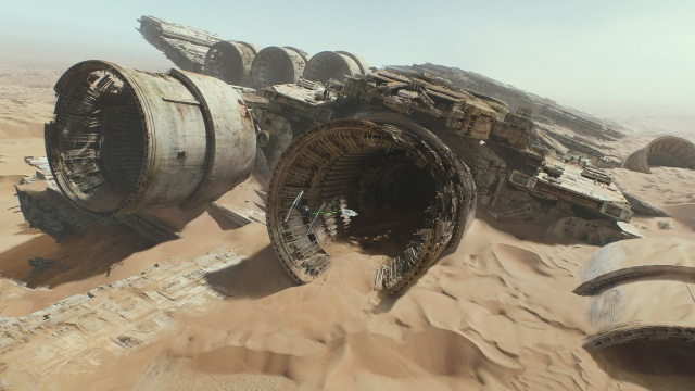 Star Wars: The Force Awakens SPOILERCAST – Still Untitled: The Adam Savage Project – 12/29/15