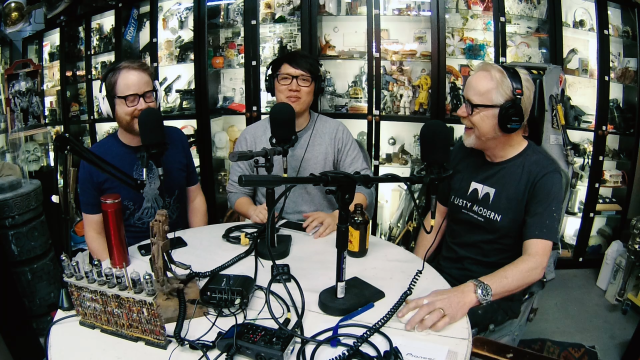 Cognitive Bias – Still Untitled: The Adam Savage Project – 2/11/16