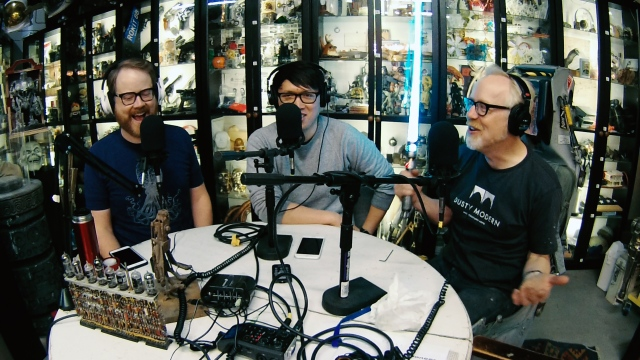 The Hateful Eight SPOILERCAST – Still Untitled: The Adam Savage Project – 2/16/16