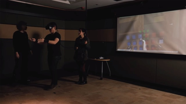 Tricking Your Brain in Virtual Reality