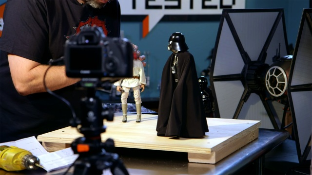 Tested Builds: Stop-Motion Animation, Part 1