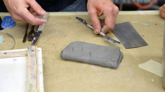 Shop Tips: Working with Water-Based Clay