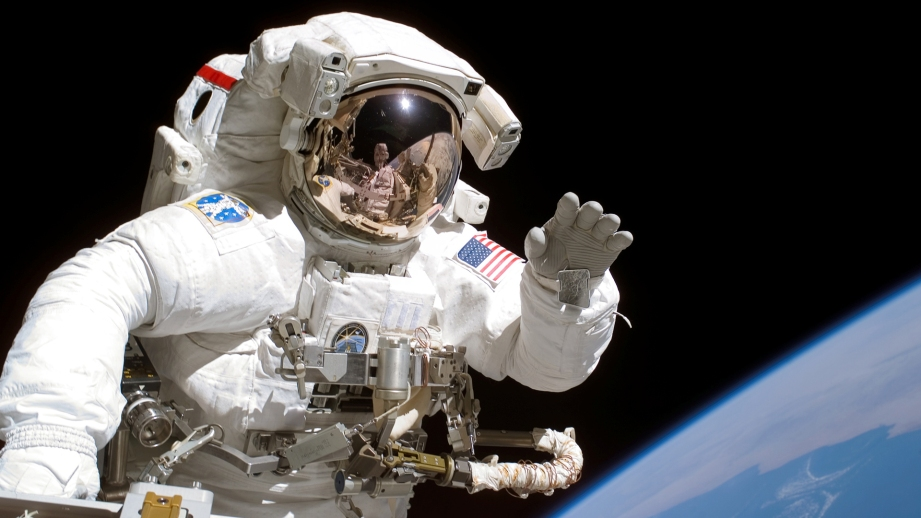 The Extravehicular Mobility Unit has been worn by astronauts and lucky test subjects for decades. (NASA photo)