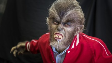 The Creatures and Creations at Monsterpalooza 2016!